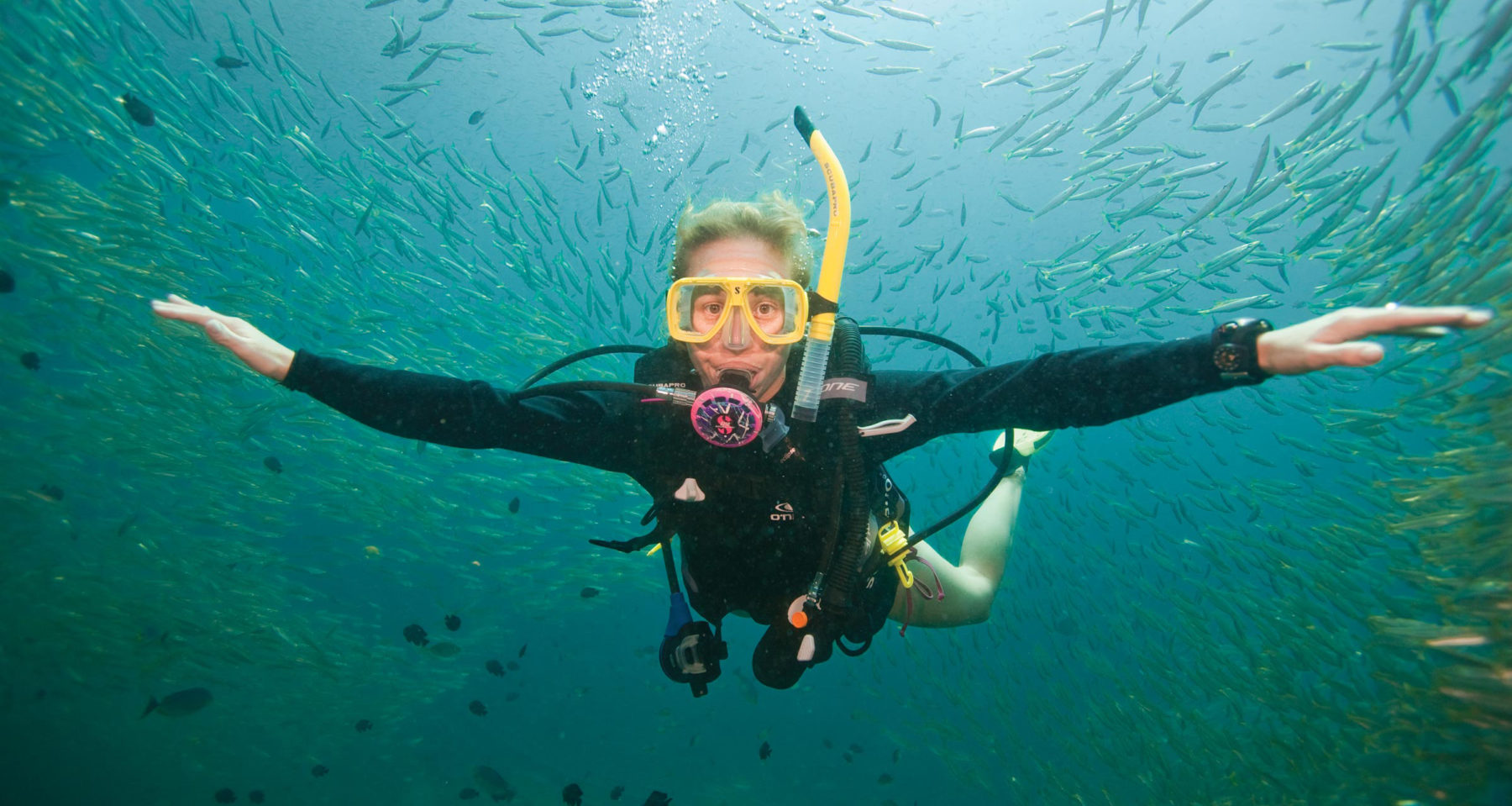 Swim Scuba Travel Diventures